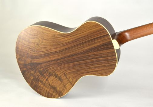 Lion #2 spectacular Indian rosewood back and sides