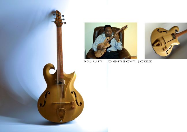collage benson jazz